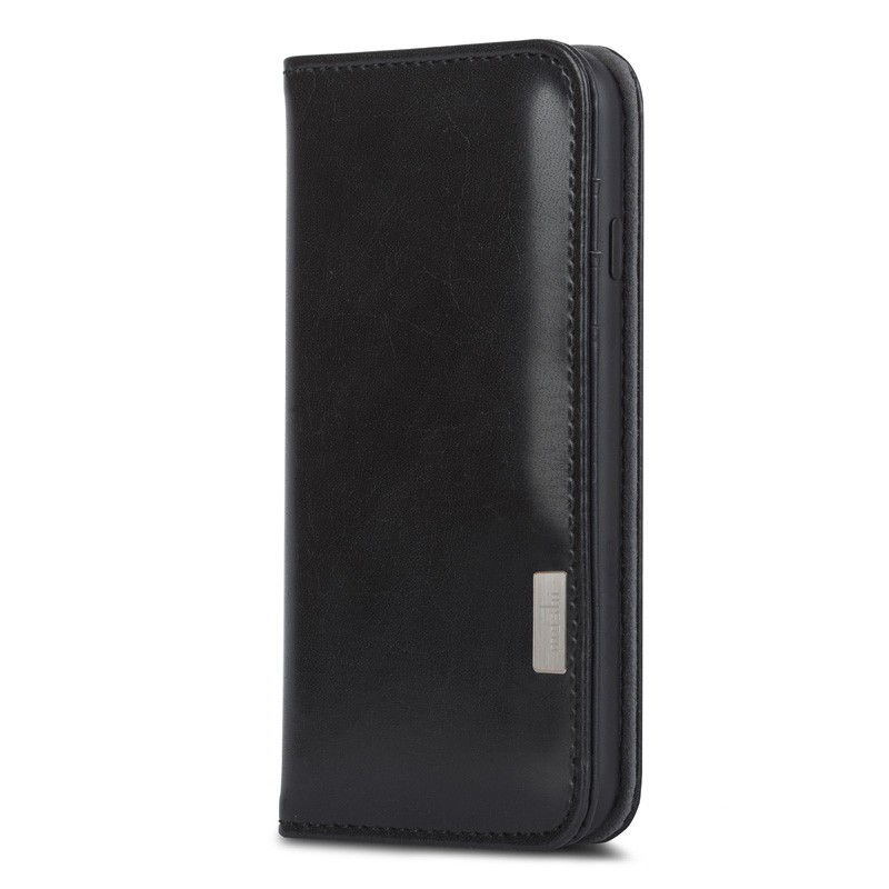 Moshi Overture Wallet iPhone 7 Plus Charcoal Black - 2
