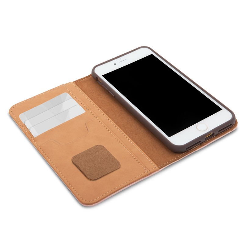 Moshi Overture Wallet iPhone 7 Plus Daisy Pink - 3