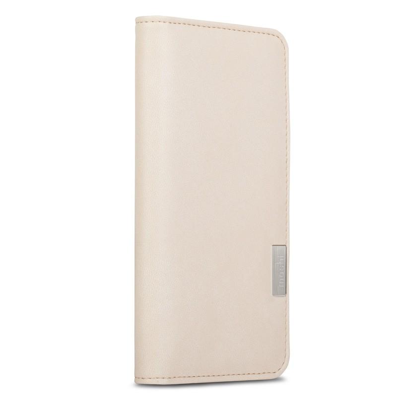 Moshi Overture Wallet iPhone 7 Sahara Beige - 5