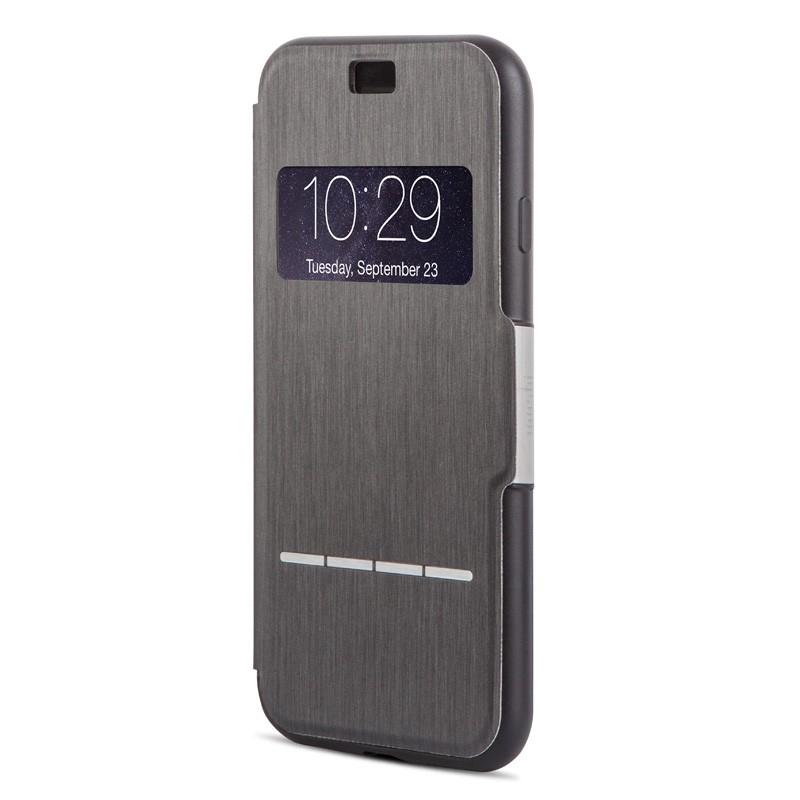 Moshi SenseCover iPhone 7 Charcoal Black - 2