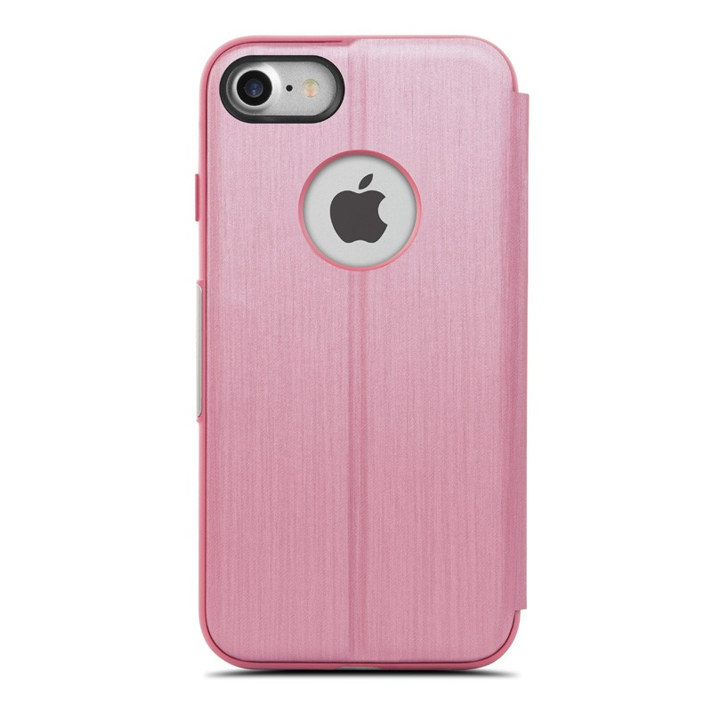 Moshi SenseCover iPhone 7 Rose Pink - 4