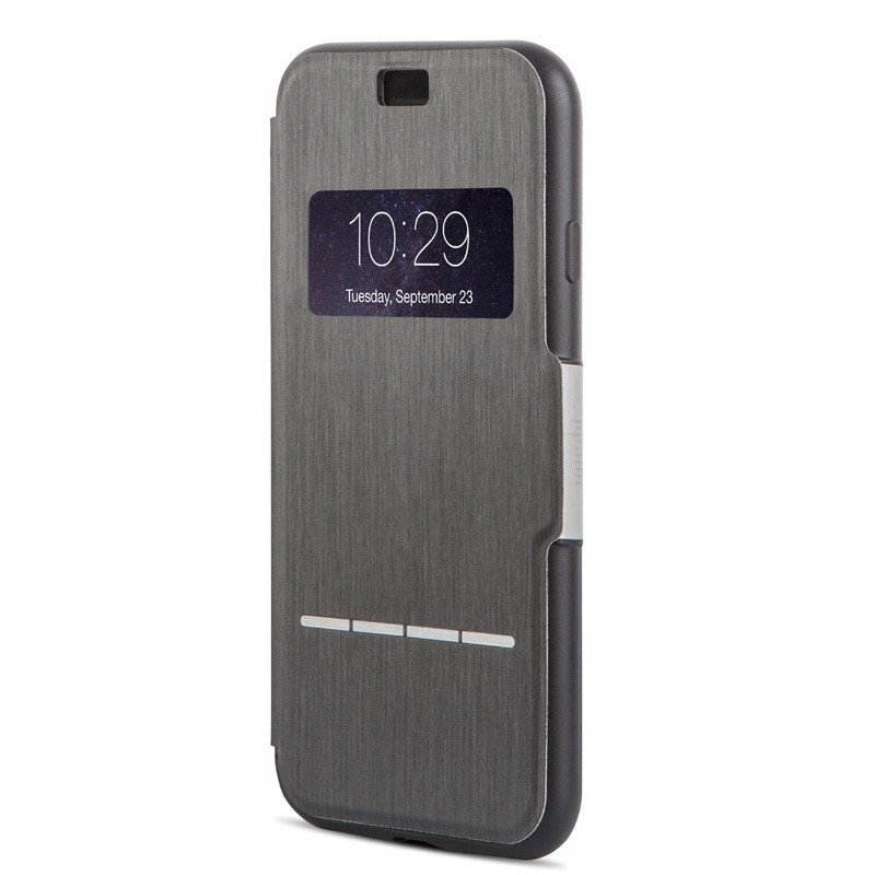 Moshi SenseCover iPhone 7 Plus Charcoal Black  - 2