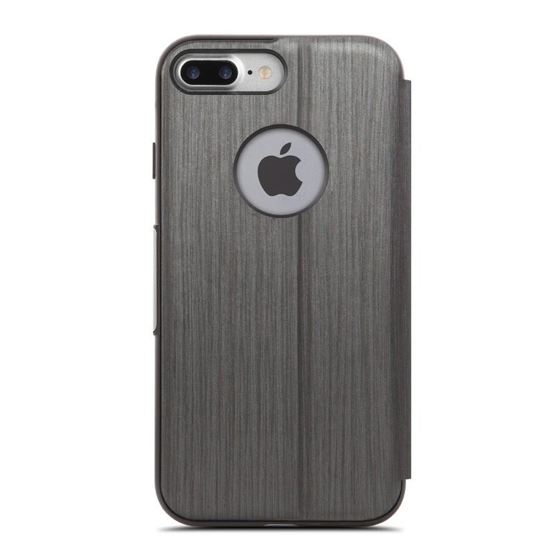 Moshi SenseCover iPhone 7 Plus Charcoal Black  - 4