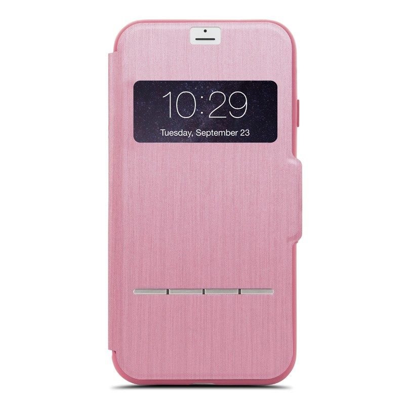 Moshi SenseCover iPhone 7 Plus Rose Pink - 1