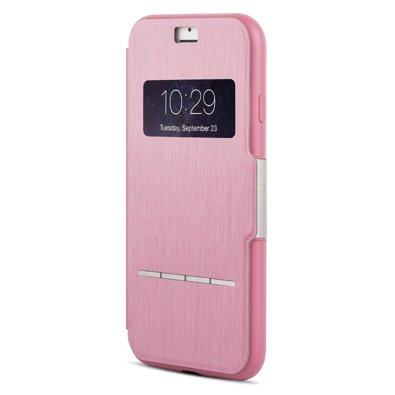 Moshi SenseCover iPhone 7 Plus Rose Pink - 2