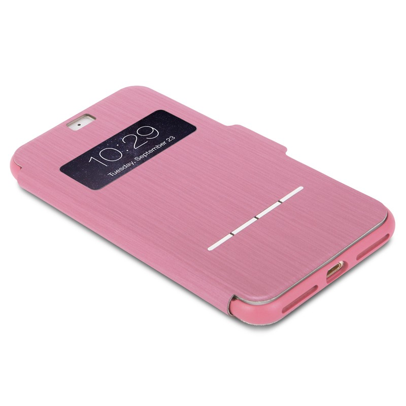 Moshi SenseCover iPhone 7 Plus Rose Pink - 3