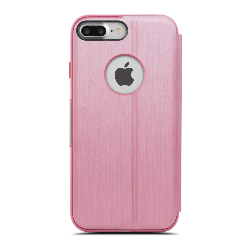 Moshi SenseCover iPhone 7 Plus Rose Pink - 4