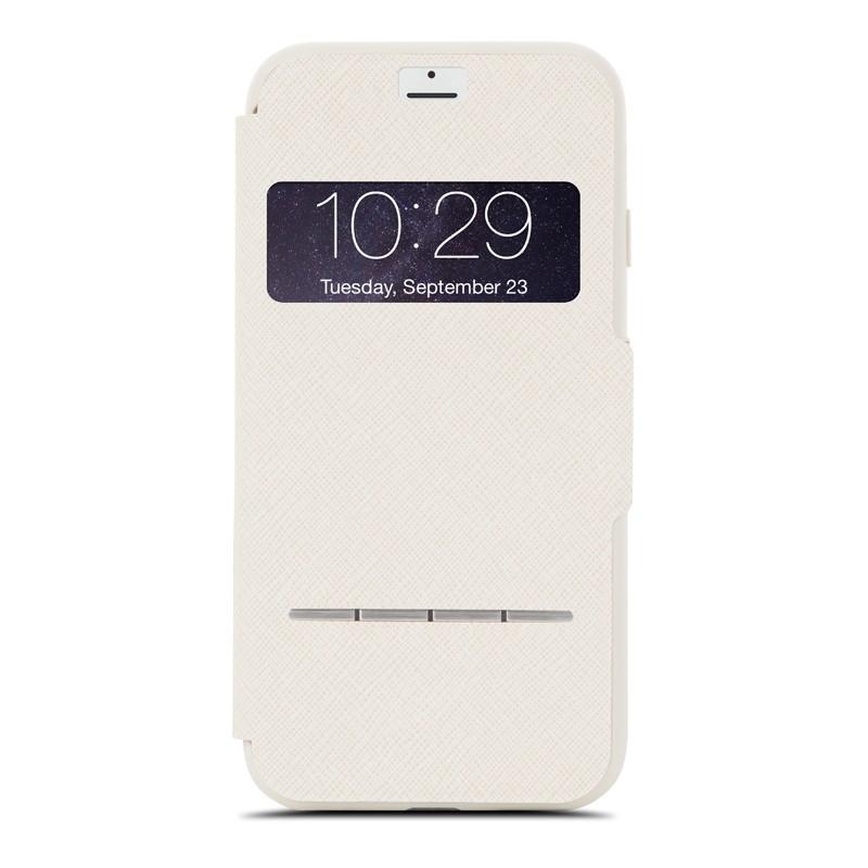 Moshi SenseCover iPhone 7 Stone White - 1