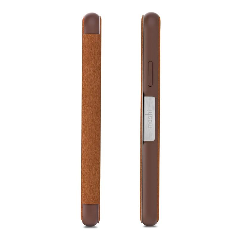 Moshi - SenseCover iPhone X/Xs Caramel Brown - 3