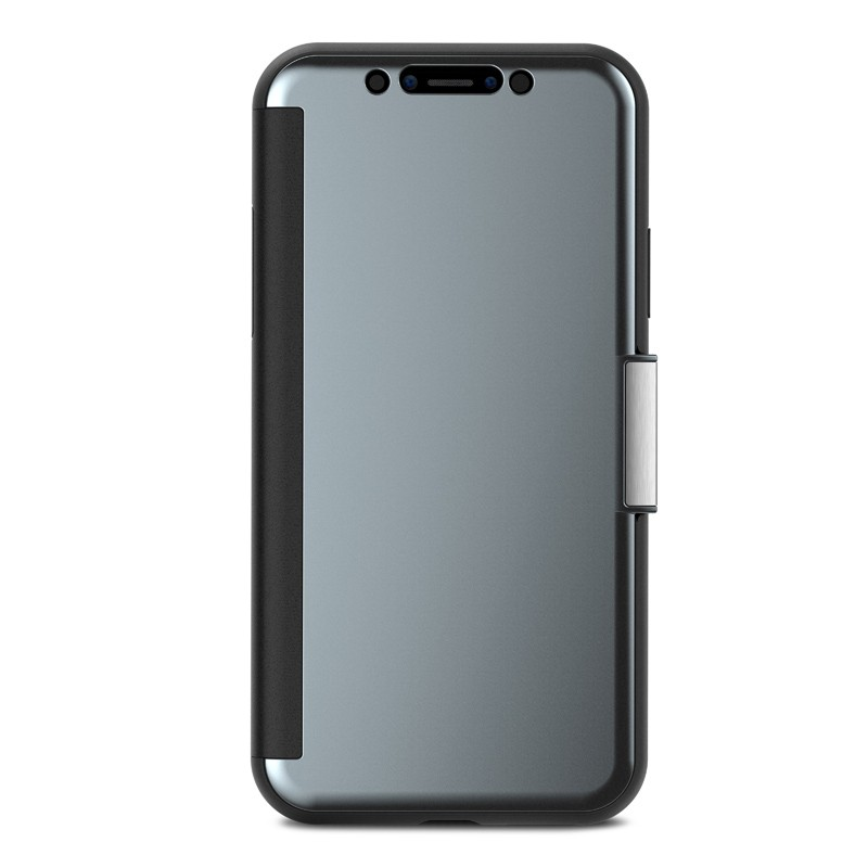 Moshi Stealthcover iPhone X/Xs Gunmetal Gray - 6