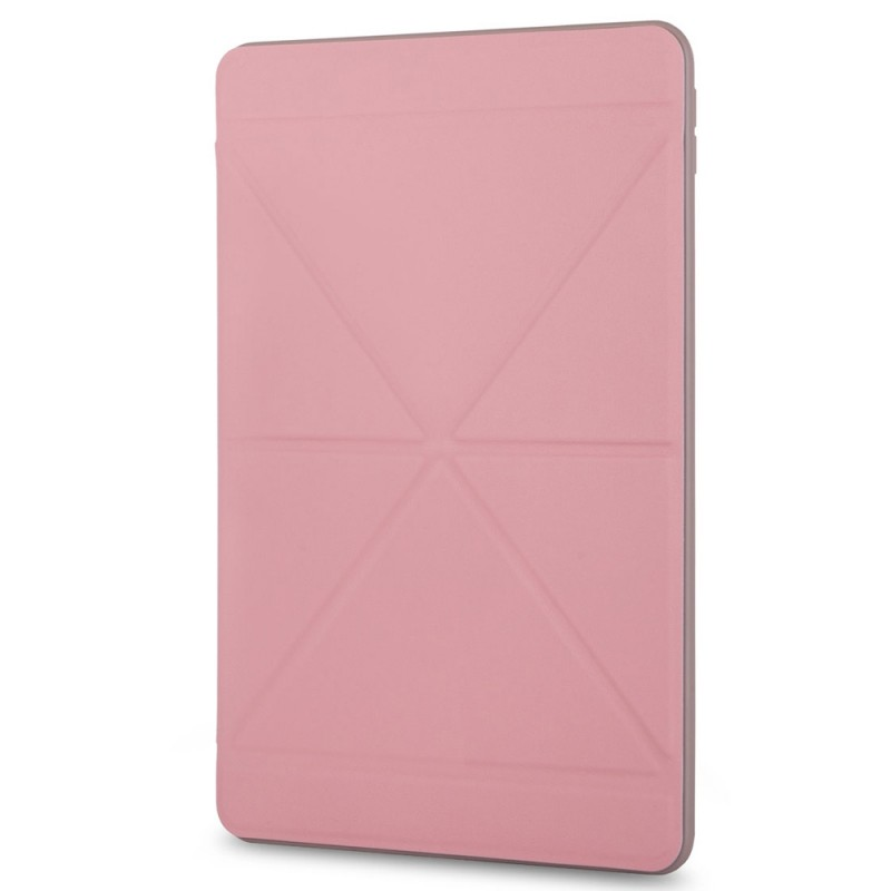 Moshi VersaCover iPad Pro 10.5 inch Roze Transparant 02