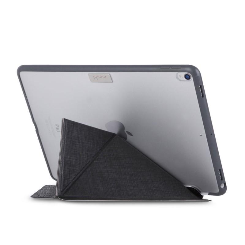 Moshi VersaCover iPad Air 10.5 (2019), iPad Pro 10.5 inch Zwart Transparant 03