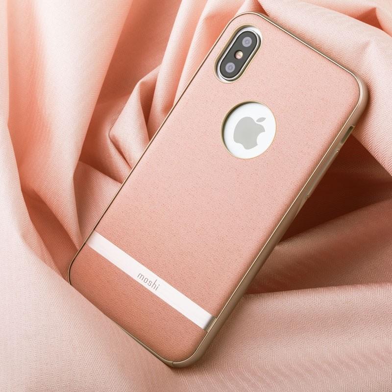 Moshi Vesta iPhone X/Xs Blossom Pink - 5