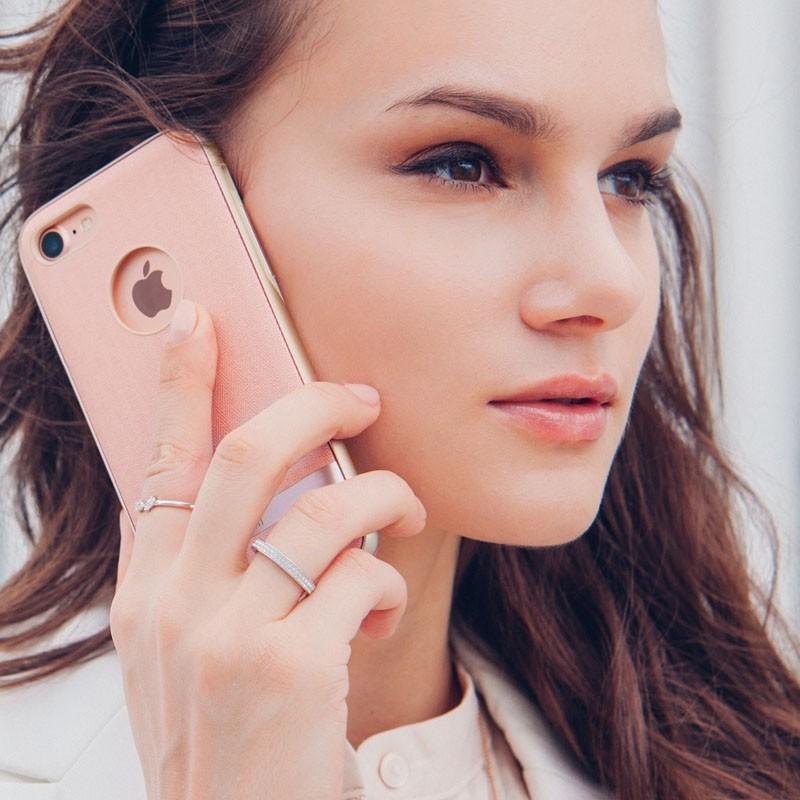 Moshi Vesta iPhone X/Xs Blossom Pink - 6