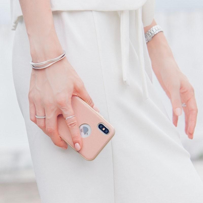 Moshi Vesta iPhone X/Xs Blossom Pink - 7