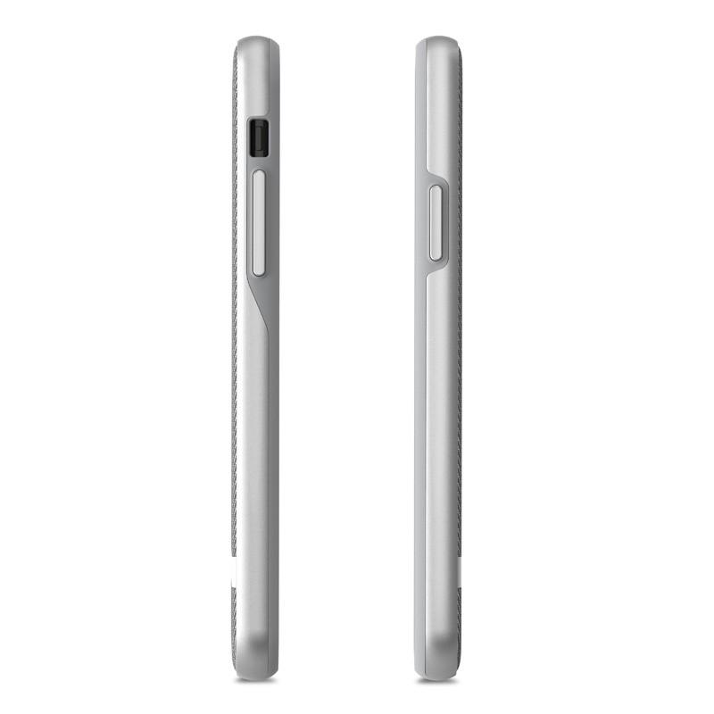 Moshi Vesta iPhone X/Xs Herringbone Gray - 4
