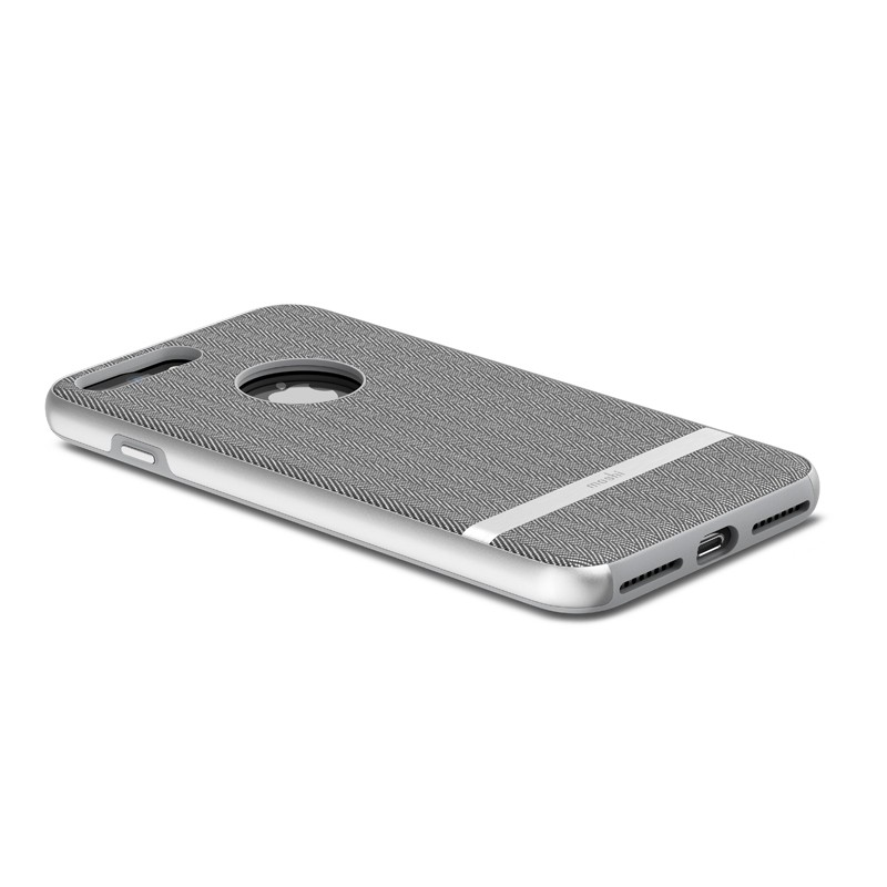Moshi Vesta iPhone 8 Plus/7 Plus Herringbone Grey - 3