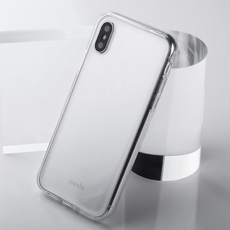 Moshi Vitros iPhone X/Xs Jet Silver - 6