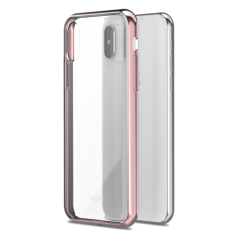 Moshi Vitros iPhone X/Xs Orchid Pink - 1