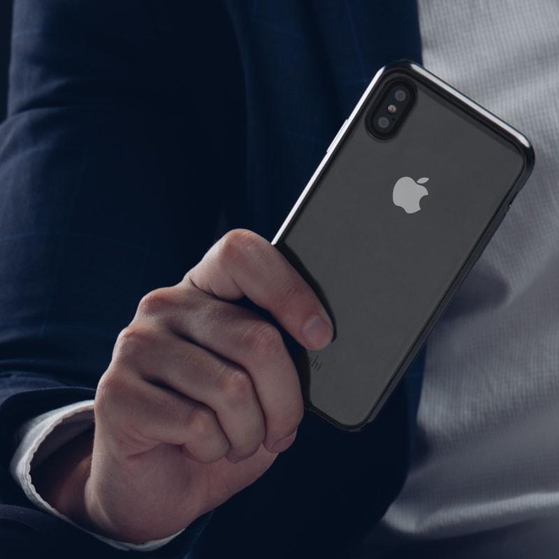 Moshi Vitros iPhone X/Xs Raven Black - 6