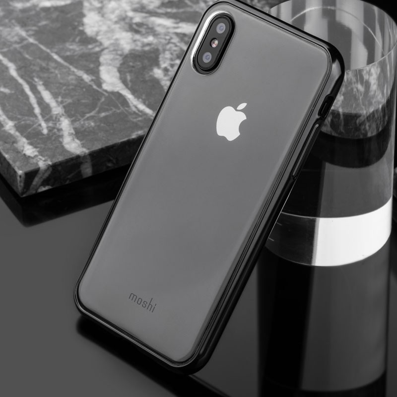 Moshi Vitros iPhone X/Xs Raven Black - 7