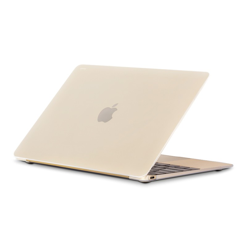 Moshi iGlaze Macbook 12 inch Clear - 1