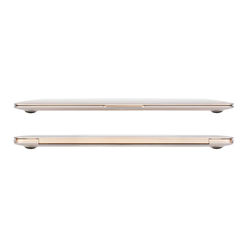 Moshi iGlaze Macbook 12 inch Clear - 2