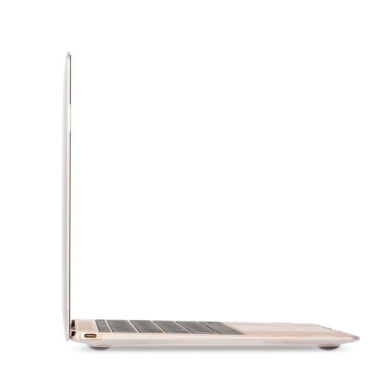 Moshi iGlaze Macbook 12 inch Clear - 3