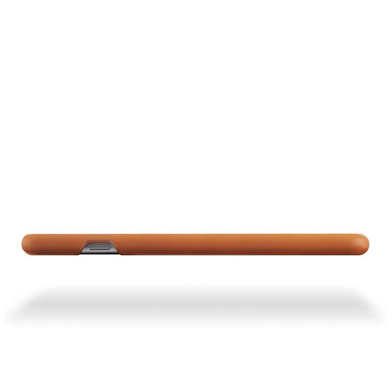 Mujjo Leather Case iPhone 7 Plus Tan 02