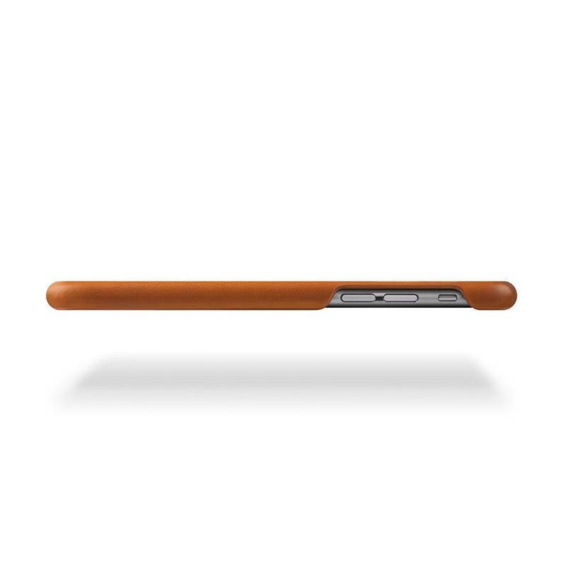 Mujjo Leather Case iPhone 7 Tan 02