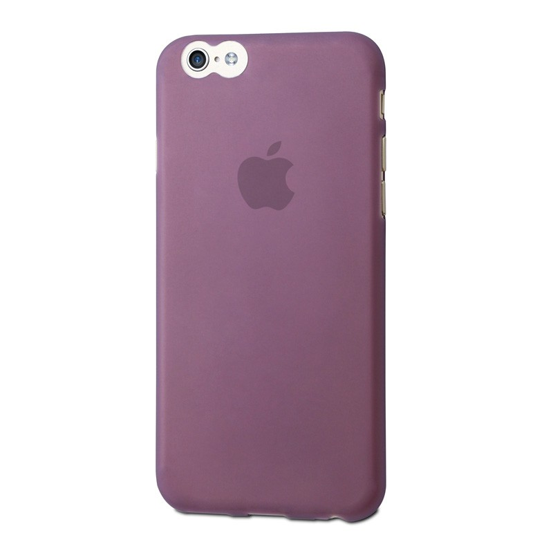 Muvit ThinGel iPhone 6 Purple - 2