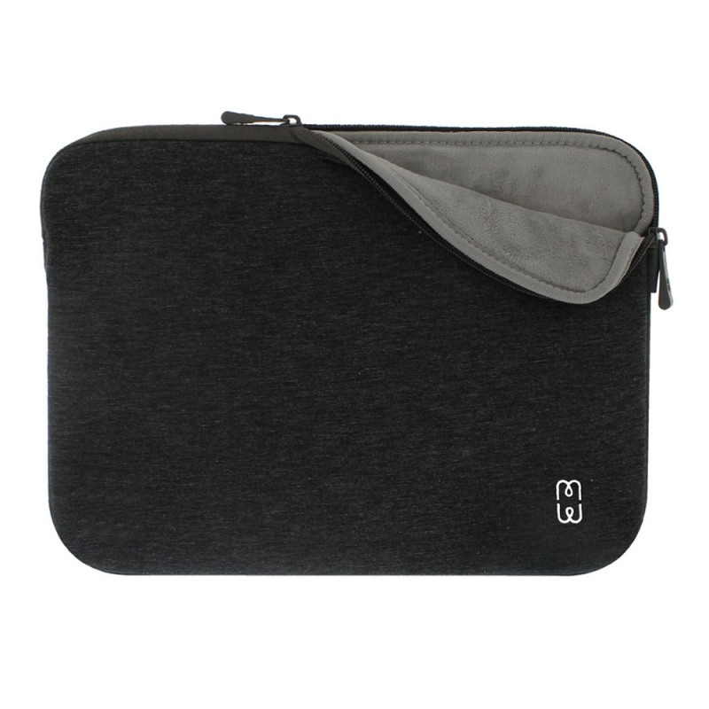 MW Sleeve voor Macbook Pro 13 inch / Macbook Air 2018 Antraciet - 1