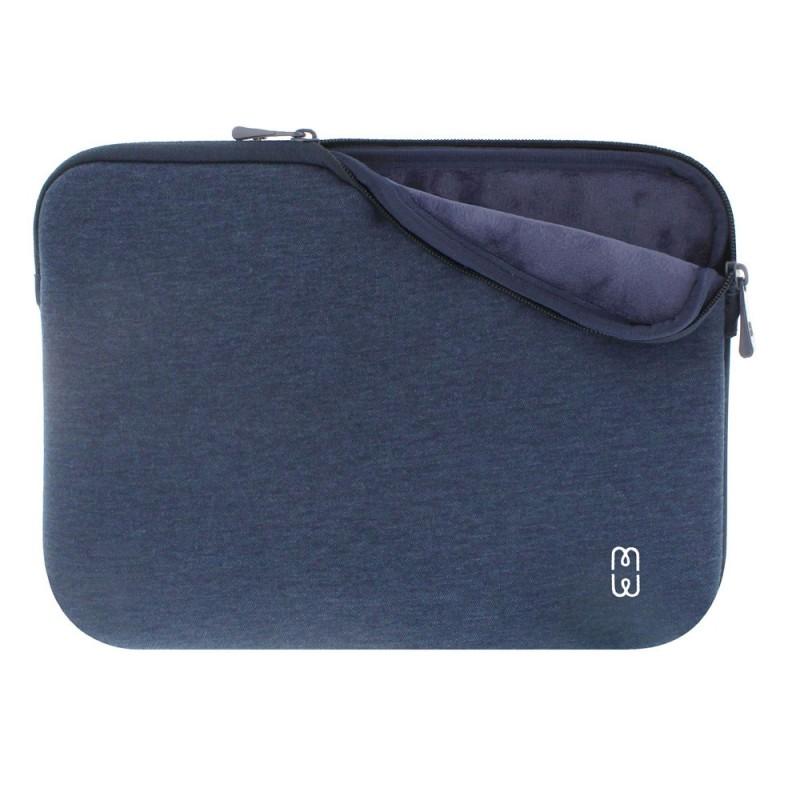 MW Sleeve voor Macbook Pro 13 inch / Macbook Air 2018 Blauw - 1