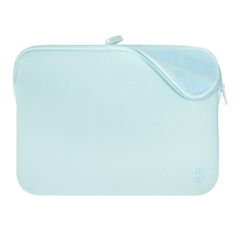 MW Sleeve voor Macbook Pro 13 inch / Macbook Air 2018 Mint Groen - 1