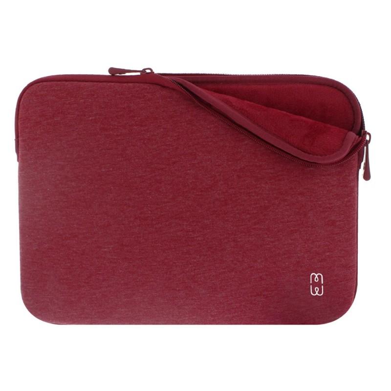 MW Sleeve voor Macbook Pro 13 inch / Macbook Air 2018 Rood - 1