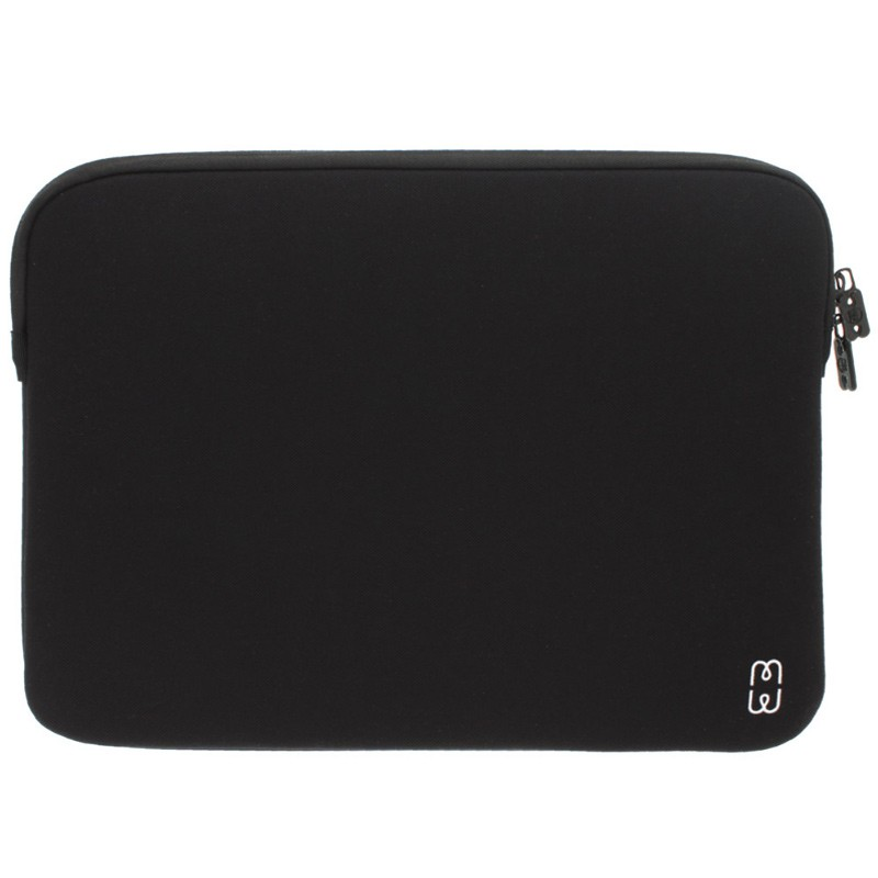 MW - MacBook Pro 13 inch / Air 2018 Sleeve Black/White 01