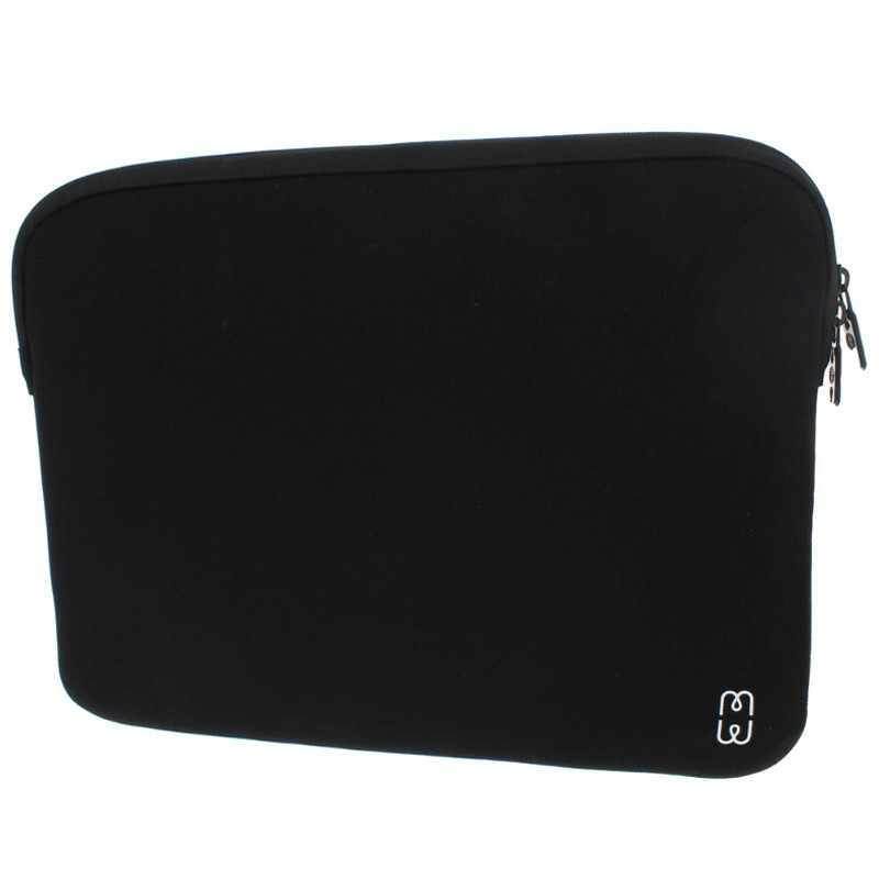 MW - MacBook Pro 13 inch / Air 2018 Sleeve Black/White 02