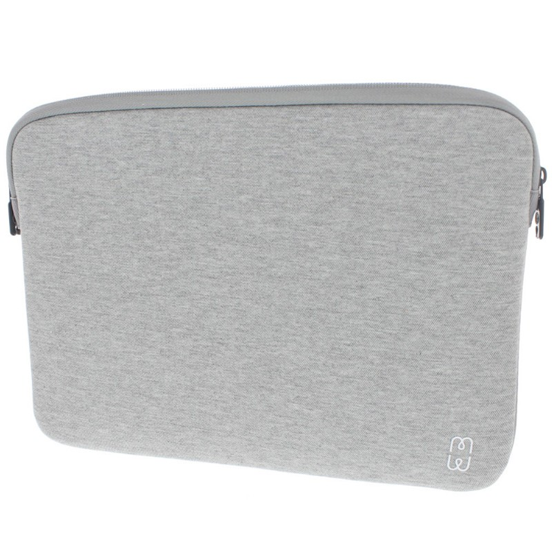 MW - MacBook Pro 13 inch / Air 2018 Sleeve Grey/White 02