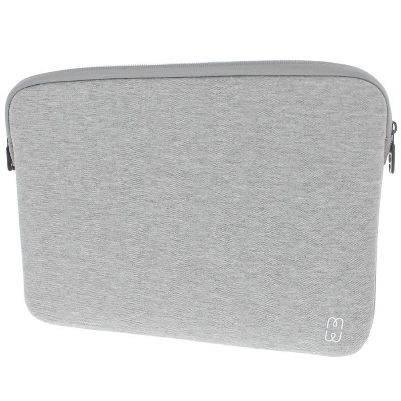 MW - MacBook Pro 15 inch 2016 Sleeve Grey/White 02