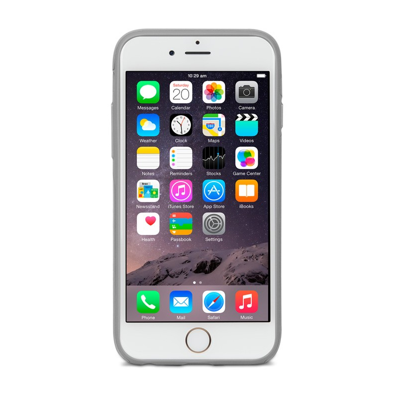 Moshi iGlaze Napa iPhone 6/6S Beige - 2