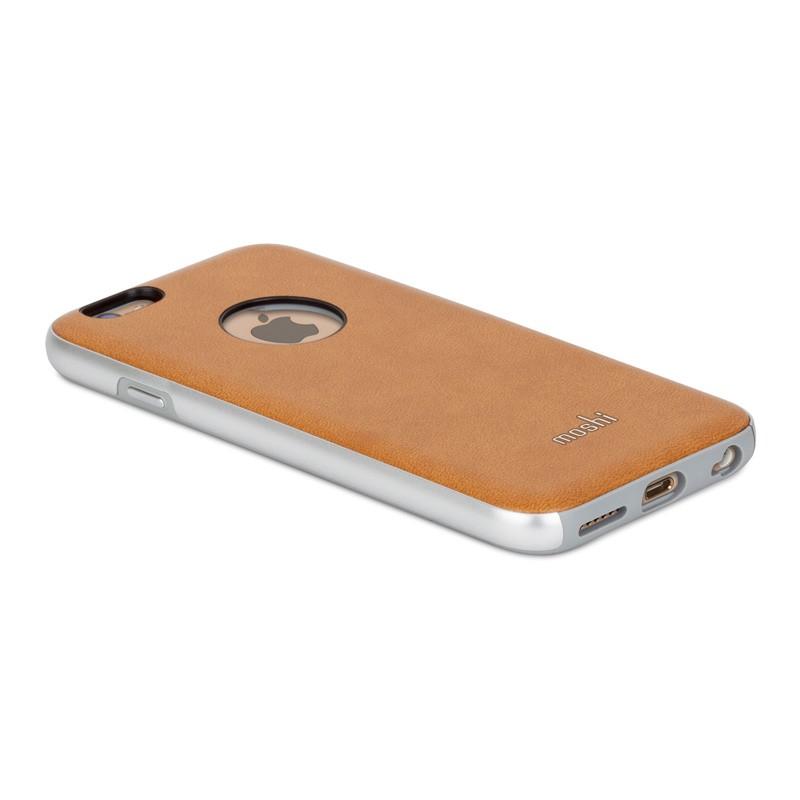 Moshi iGlaze Napa iPhone 6/6S Beige - 4