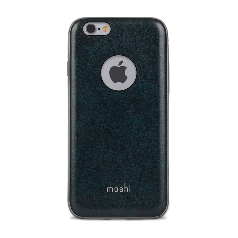Moshi iGlaze Napa iPhone 6/6S Blue - 1