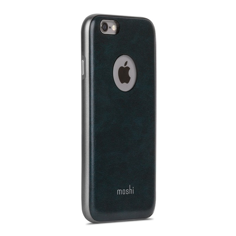 Moshi iGlaze Napa iPhone 6/6S Blue - 3