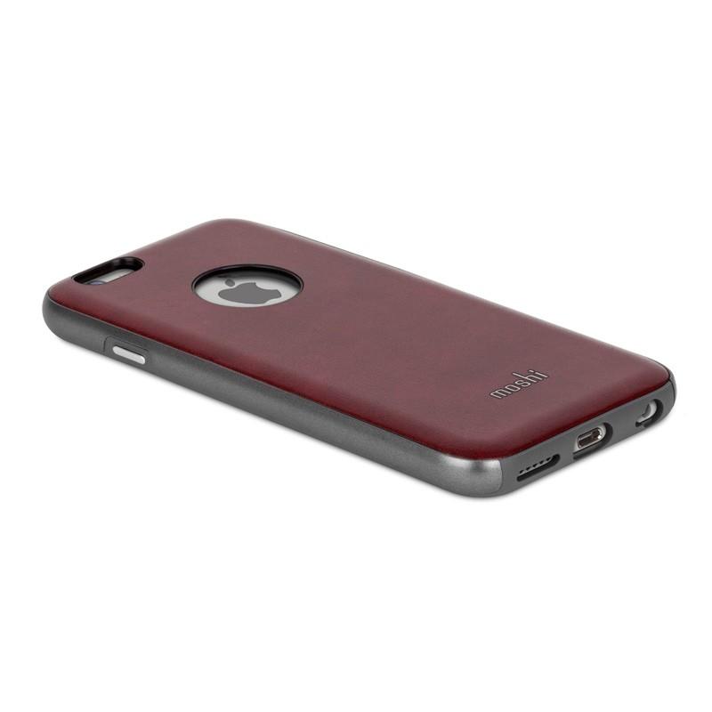 Moshi iGlaze Napa iPhone 6/6S Red - 4