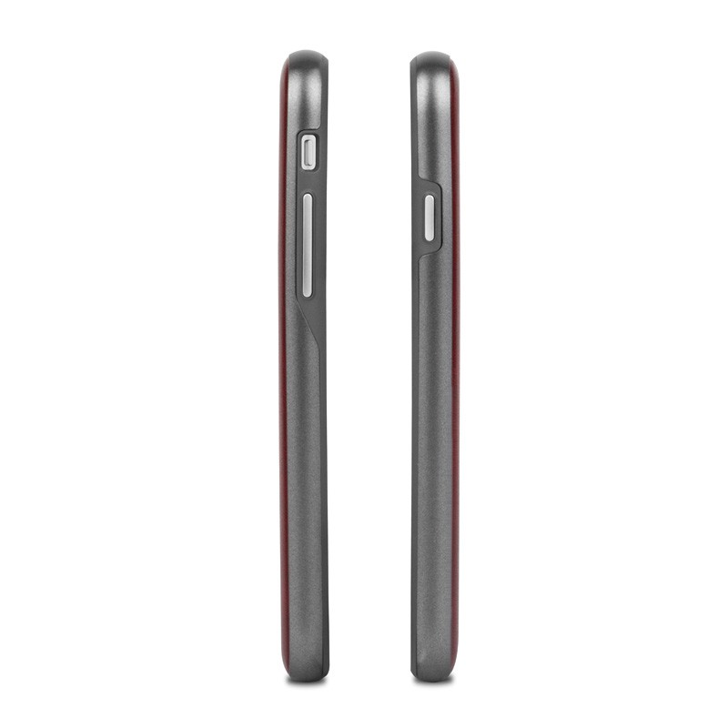 Moshi iGlaze Napa iPhone 6/6S Red - 5