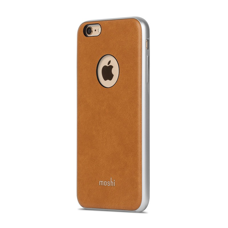 Moshi iGlaze Napa iPhone 6 Plus / 6S Plus Beige - 3