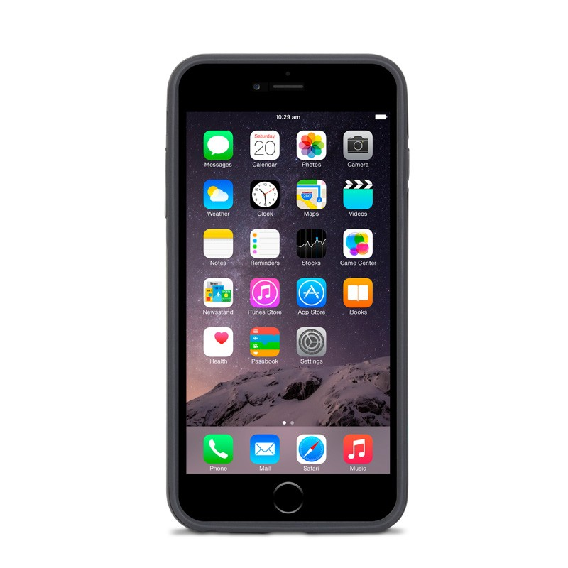 Moshi iGlaze Napa iPhone 6 Plus / 6S Plus Black - 2