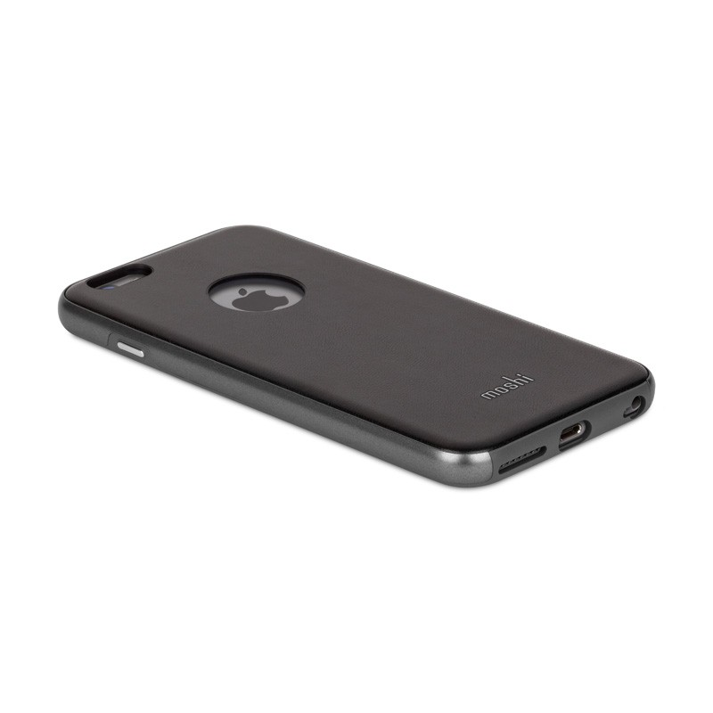 Moshi iGlaze Napa iPhone 6 Plus / 6S Plus Black - 4