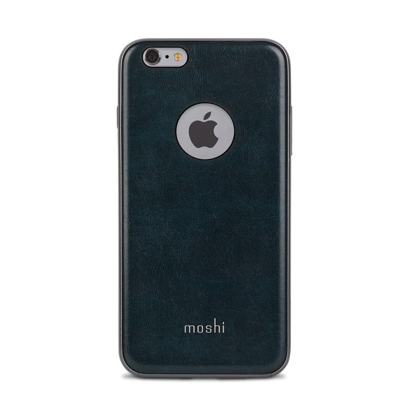 Moshi iGlaze Napa iPhone 6 Plus / 6S Plus Blue - 1