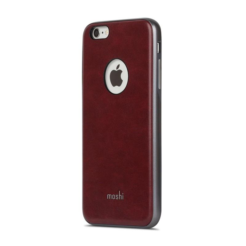 Moshi iGlaze Napa iPhone 6 Plus / 6S Plus Red - 3